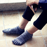 Носки с пальцами JYWY (размер 38-42)
