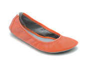 Балетки Vivobarefoot Jing Jing (оранжево-розовый)