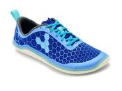 Кроссовки женские Vivobarefoot Evo Pure (голубой-бирюзовый)