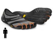 EL-X Classic-2 FiveFingers Обувь с пальцами Vibram (серый)