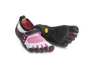 Детская обувь с пальцами FiveFingers KSО Kids (розовый/белый)