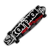 "Лонгборд Skorpion Streetskurfer 36"""