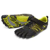 V-TRAIN Vibram FiveFingers Обувь с пальцами (Черный/зеленый)