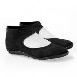 Носки на резиновой подошве Leguano ballerina (черный)