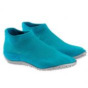 Носки на резиновой подошве Leguano Sneaker (бирюзовый)