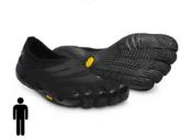 EL-X Black FiveFingers Vibram Обувь с пальцами