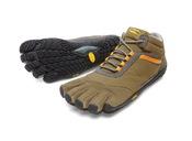 Trek Ascent Insulated Vibram Fivefingers Обувь с пальцами(Хаки/оранжевый)